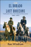 From El Dorado to Lost Horizons [Pdf/ePub] eBook