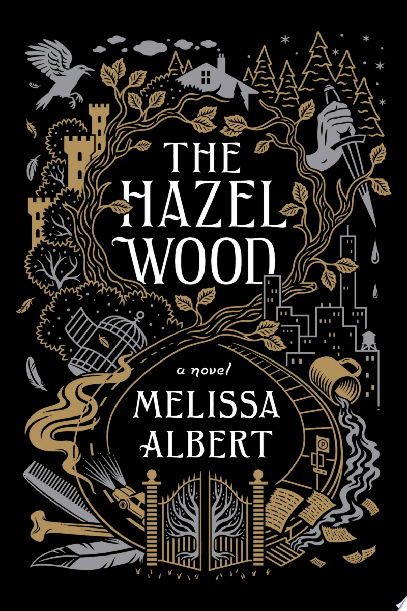 The Hazel Wood image