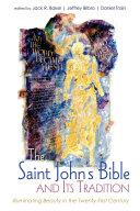The Saint John's Bible and Its Tradition Pdf/ePub eBook