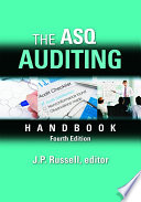 The ASQ Auditing Handbook, Fourth Edition