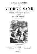 Oeuvres illustrees de George Sand