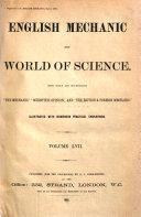 English Mechanic and World of Science - Volume 57 - Página 22