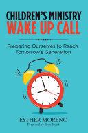 Children   s Ministry Wake up Call