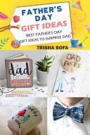 Father S Day Gift Ideas Book PDF