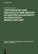 Topographie und Geschichte der Region am ersten Nilkatarakt in griechisch-römischer Zeit Pdf/ePub eBook