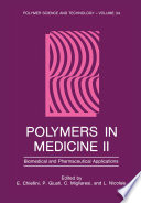 Polymers in Medicine II