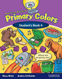 American English Primary Colors 4 Student's Book