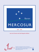 MERCOSUR Report number 8   2001 2002  Subregional Integration Report Series MERCOSUR   Informes Subregionales de Integraci  n MERCOSUR   S  rie Informes Subregionais de Integra  ao MERCOSUL  8