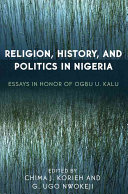 Religion, History, and Politics in Nigeria