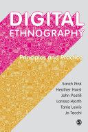 Digital Ethnography [Pdf/ePub] eBook