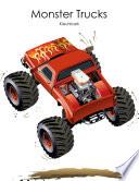 Monster Trucks Kleurboek 1
