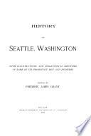 History of Seattle  Washington