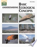 Understanding Basic Ecological Concepts Book