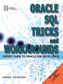 Pdf Oracle SQL Tricks and Workarounds