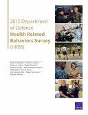 2015 Department of Defense Health Related Behaviors Survey (HRBS)