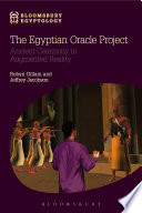 The Egyptian Oracle Project Book PDF