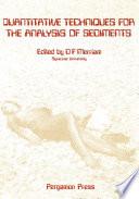 Quantitative Techniques For The Analysis Of Sediments