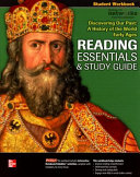Discovering Our Past  A History of the World  Early Ages  Reading Essentials and Study Guide  Student Workbook Book PDF