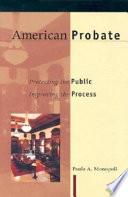American Probate