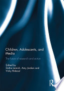 Children  Adolescents  and Media