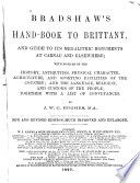 Bradshaw s Hand book to Brittany  and Guide to Its Megalithic Monuments at Carnac and Elsewhere