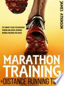 Marathon Training   Distance Running Tips Book
