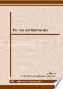 Ferroics and Multiferroics