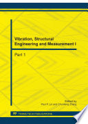 Vibration Structural Engineering And Measurement I Book PDF