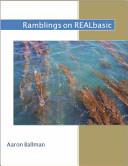 Ramblings On Realbasic