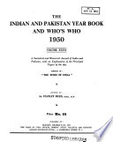 The Times of India Directory and Year Book Including Who's who  , Volume 36