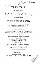 A Treatise on that Being Born Again
