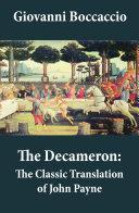 The Decameron: The Classic Translation of John Payne ebook