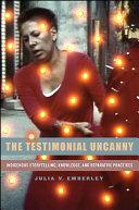The Testimonial Uncanny ebook