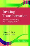 Inviting Transformation