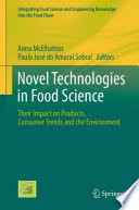 Novel Technologies In Food Science Book PDF