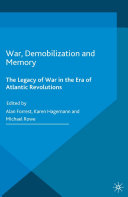 Pdf War, Demobilization and Memory Telecharger