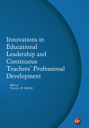 Innovations in Educational Leadership and Continuous Teachers  Professional Development
