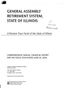 Comprehensive Annual Financial Report for the Fiscal Year Ended June 30