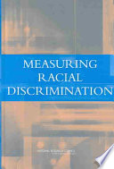 Measuring Racial Discrimination