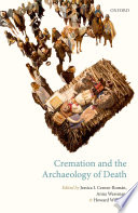 Cremation and the Archaeology of Death Book