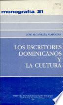 Los escritores dominicanos y la cultura