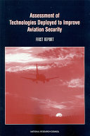 Assessment of Technologies Deployed to Improve Aviation Security Pdf/ePub eBook