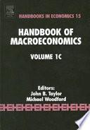 Handbook of Macroeconomics Book