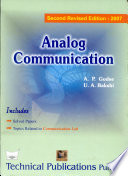 """Analog Communication"" by A.P.Godse U.A.Bakshi"