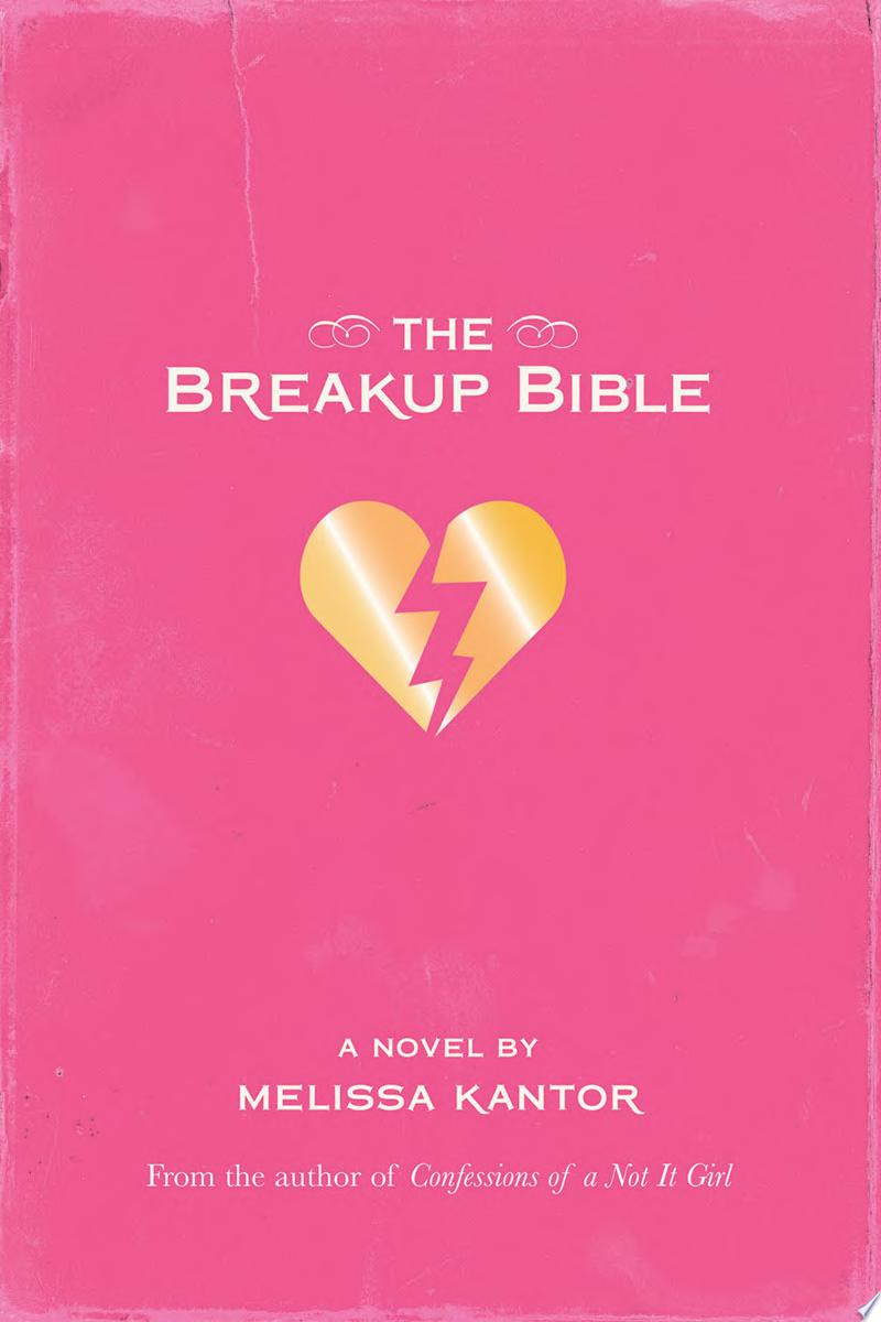 The Breakup Bible banner backdrop