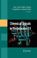 Chemical Signals in Vertebrates 11 [Pdf/ePub] eBook