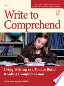 Write To Comprehend
