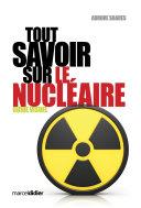Pdf Tout savoir sur le nucléaire Telecharger