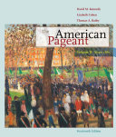 The American Pageant Volume Ii Since 1865 PDF
