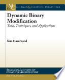 Read Online Dynamic Binary Modification Epub